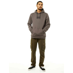 Rusty Avoca Hood Fleece
