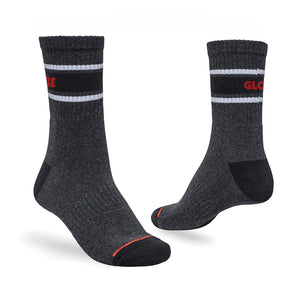 Globe Triple Stripe Crew Sock 5 Pack