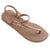 Havaianas Flash Urban Rose Gold Sandals