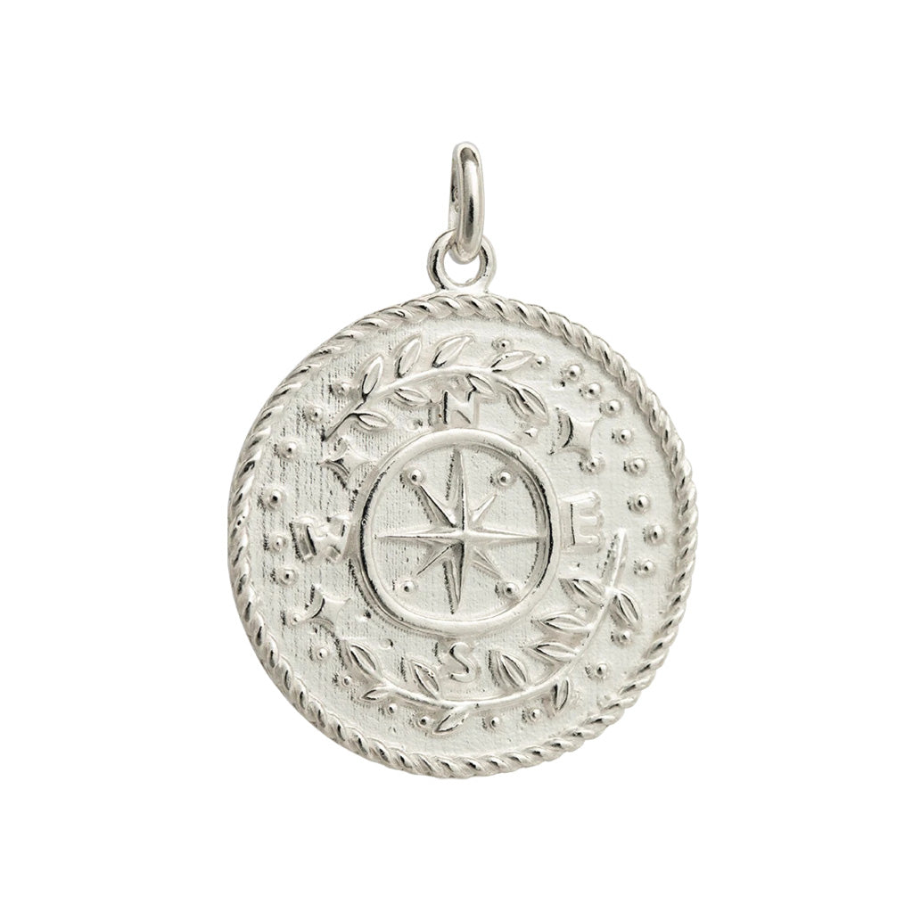 Kirstin Ash Treasure Coin - Sterling Silver