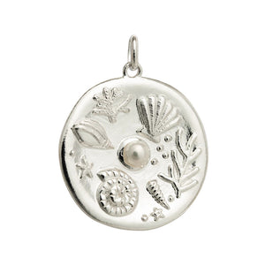 Kirstin Ash by the Sea Coin - Sterling Silver