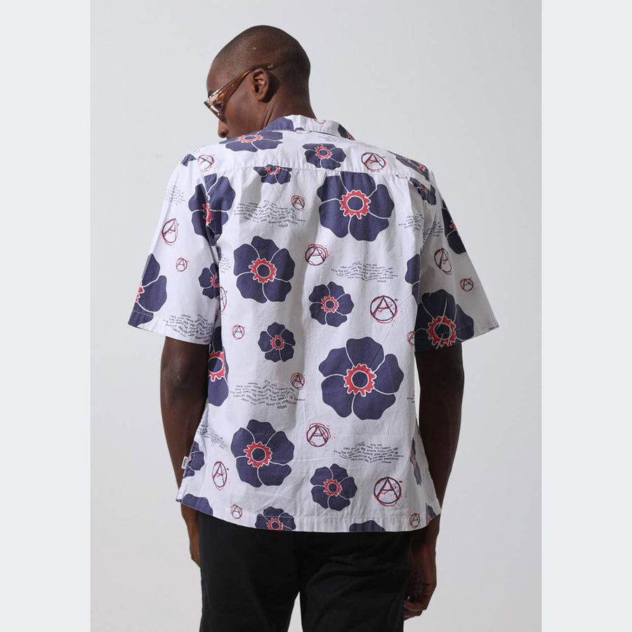 Afends Check Your Head Short Sleeve Shirt