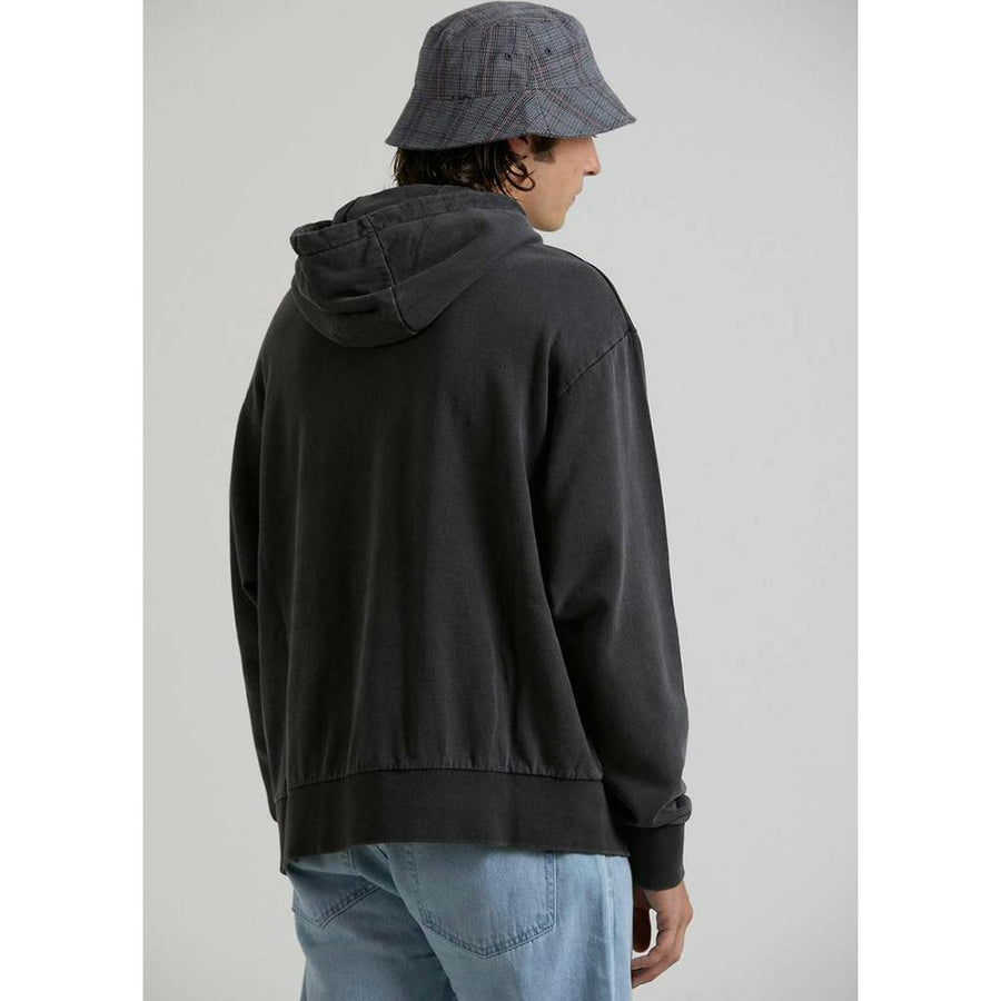 Afends THC Hemp Oversized Pull on Hood