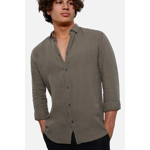 Industrie Tennyson Linen LS Shirt