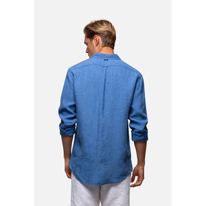Industrie Hampton Linen LS Shirt