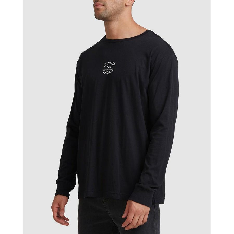 RVCA Bend It Like RVCA Long Sleeve Tee