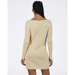 Charlie Holiday Juliet Knit Dress