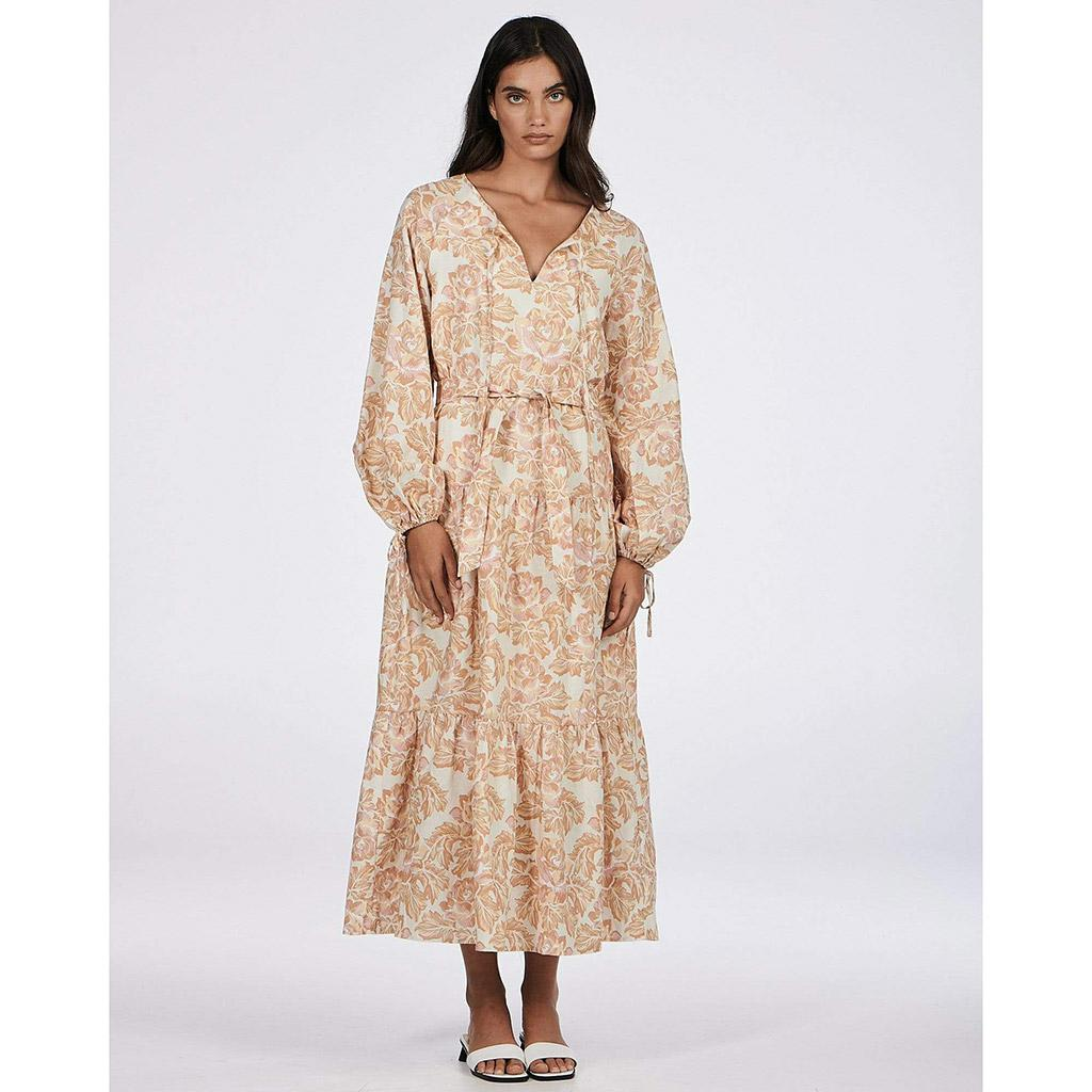 Charlie Holiday Mara Maxi Dress