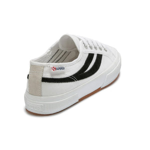 Superga 2953 Cotusuede - White Black