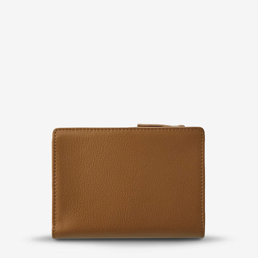Status Anxiety Insurgency Wallet - Tan