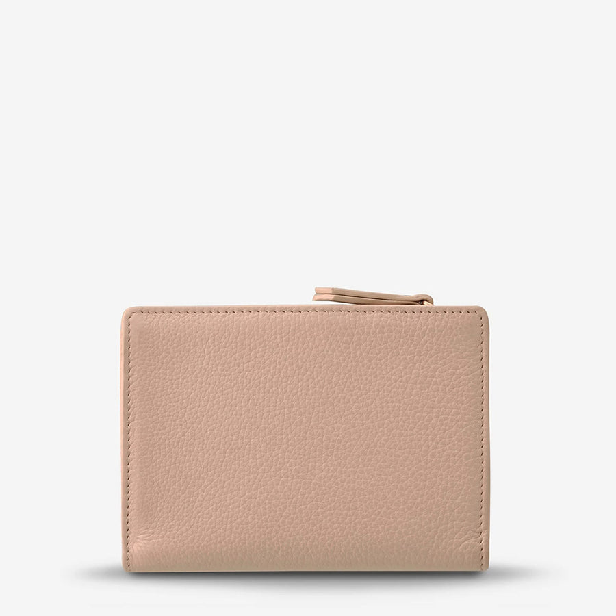 Status Anxiety Insurgency Wallet - Dusty Pink