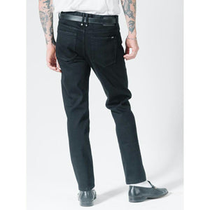 Thrills Bones Denim Jeans - Black Rinse