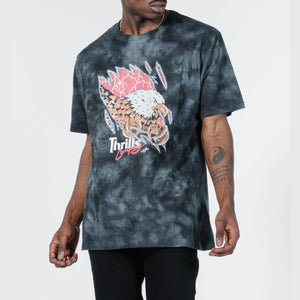 Thrills Torn Merch Fit Tee