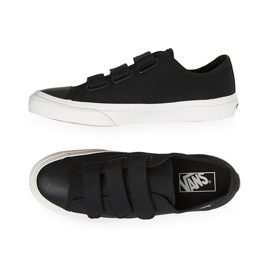 Vans Prison Issue - Blk/Blanc