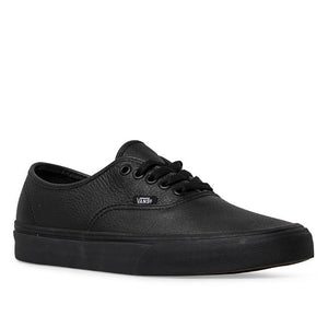 Vans Authentic Leather - Black/Black
