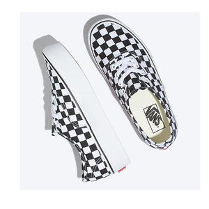 Vans Authentic Platform 2.0 - Checkerboard/True White