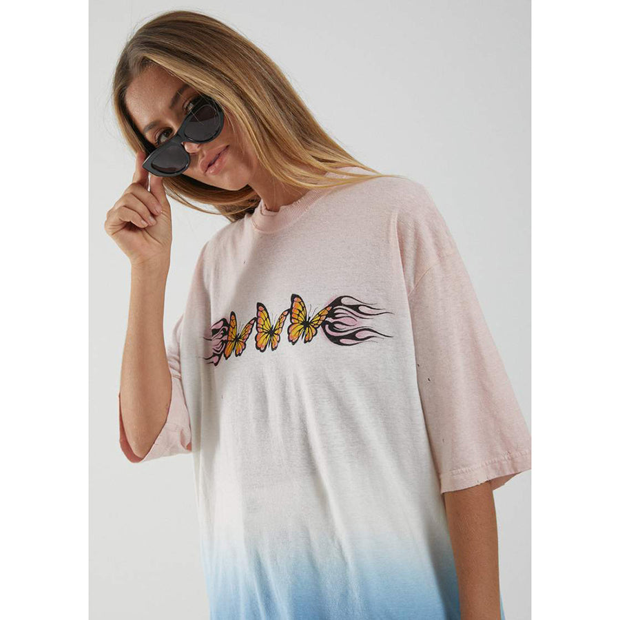Afends Rise High Oversized Tee