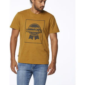 Wrangler Off the Track Tee
