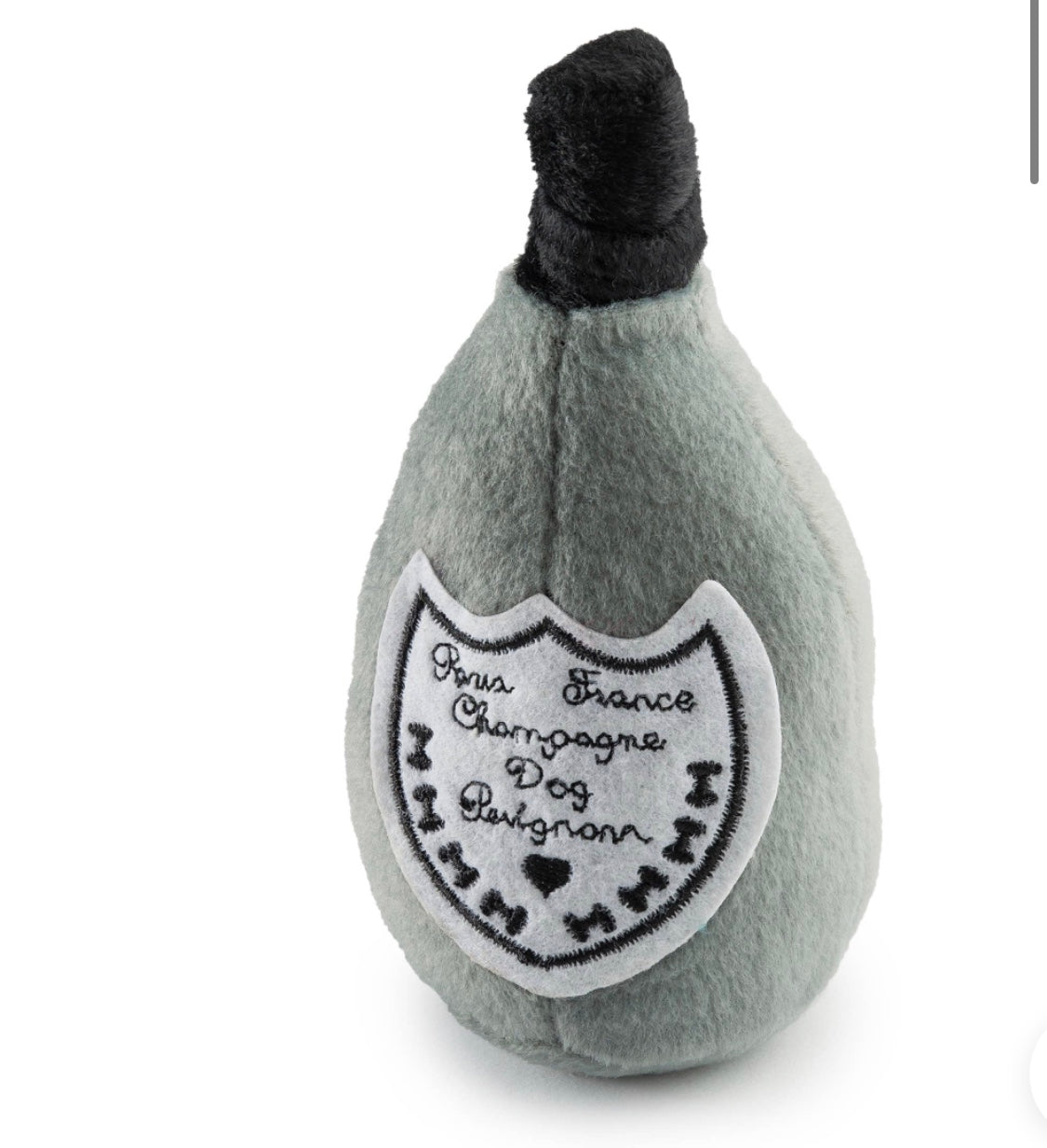 Dog Perignonn Champagne Toy (Small) by Haute Diggity Dog