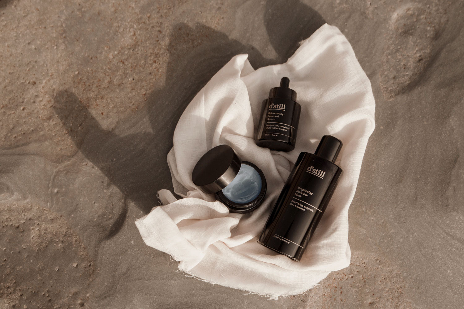 D'still Beauty high-performance skincare made in England