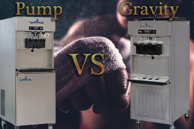 Finding your machine: Pump or Gravity?