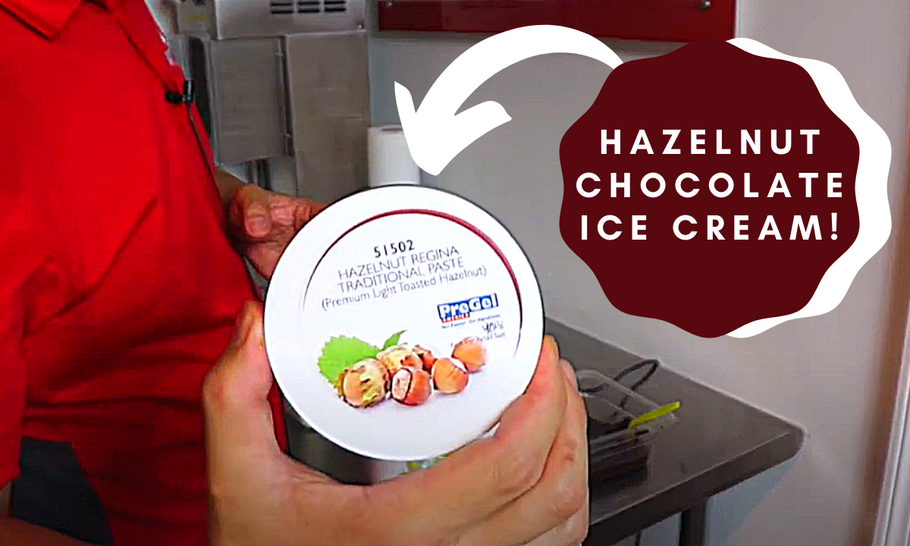 Make A Classic Donatella Ice Cream With PreGel!
