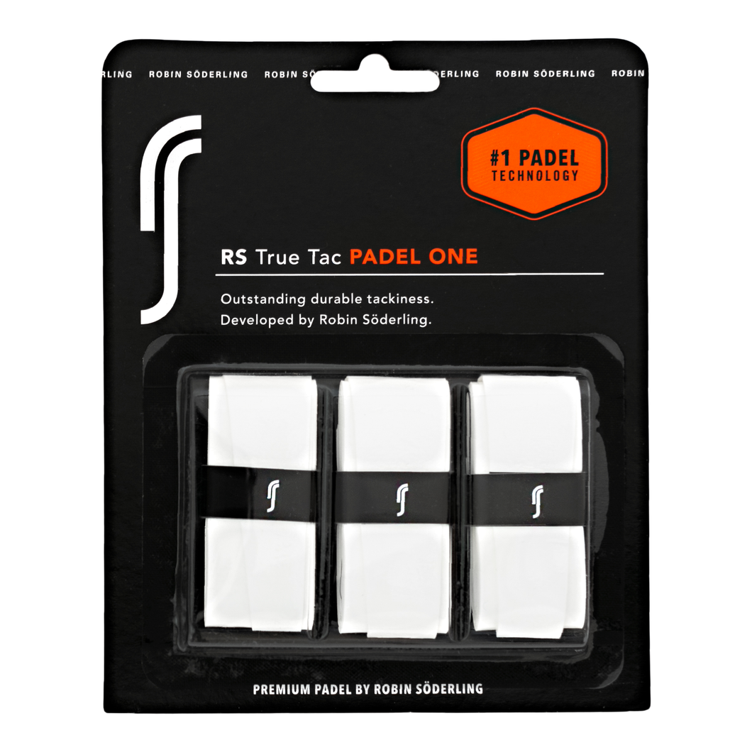 TrueTac Padel ONE overgrip 3 x 3-pack