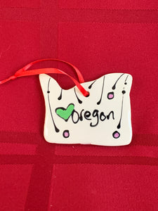 Ornament Oregon (oro15)
