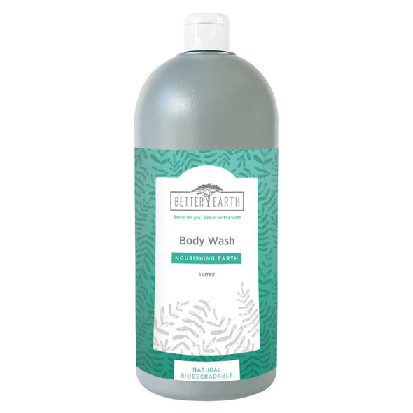 Better Earth Natural Care Products Body Wash