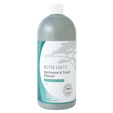 Better Earth Natural Cleaning Products Bathroom & Toilet Cleaner