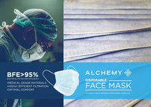 Load image into Gallery viewer, ALCHEMY D2, Disposable Face Mask