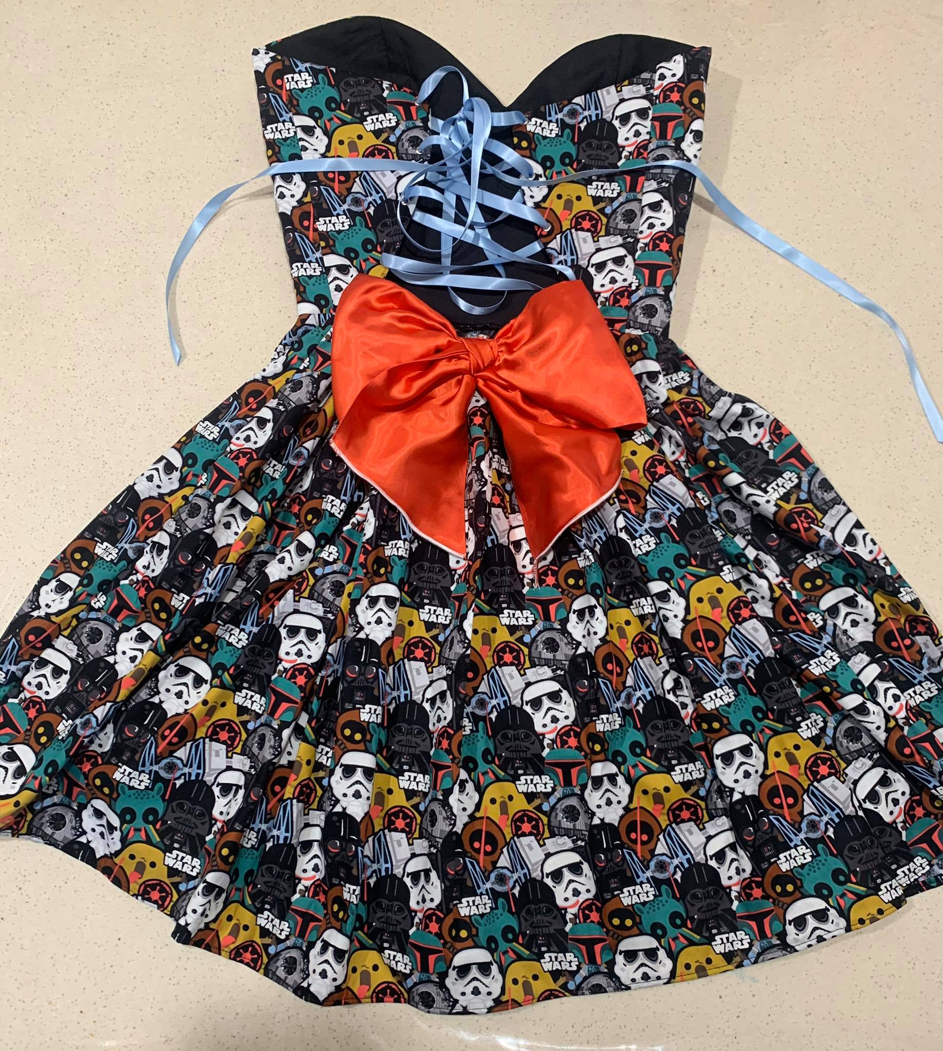Star Wars Sweetheart Dress