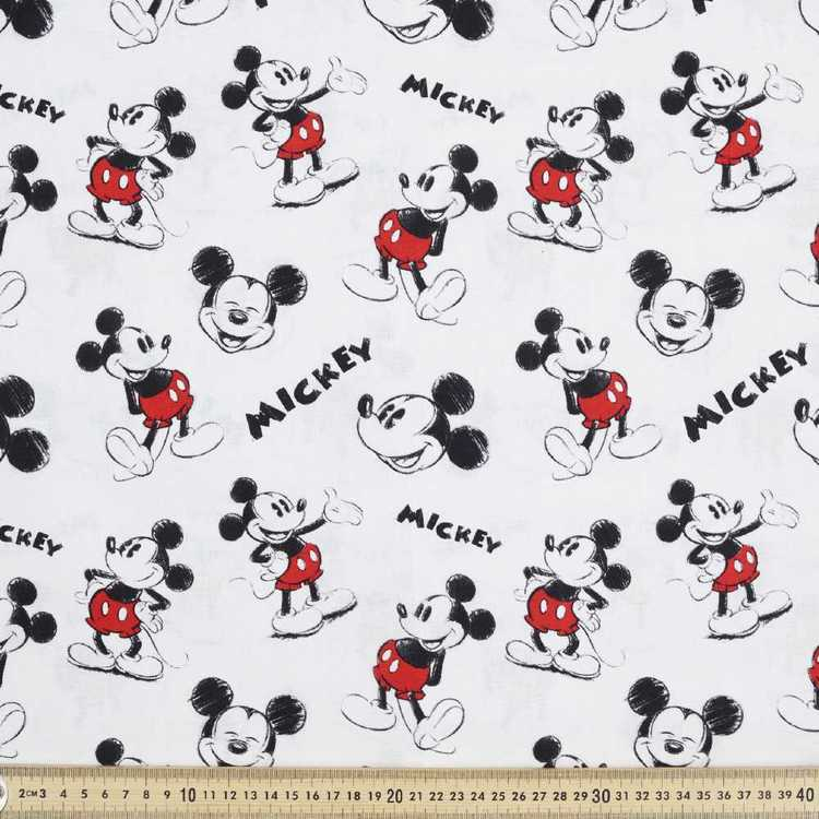 Mickey Mouse High waisted skirt