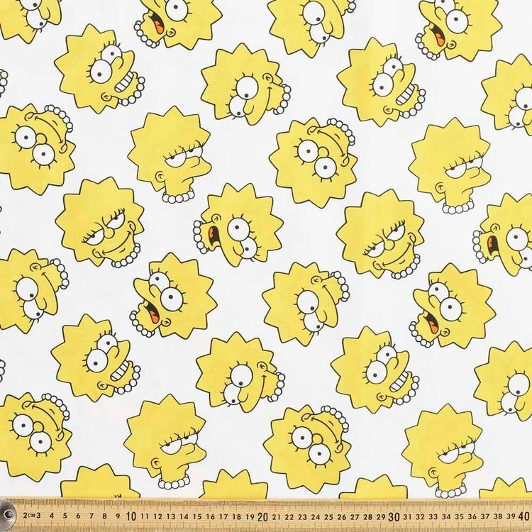 Lisa Simpson High waisted skirt