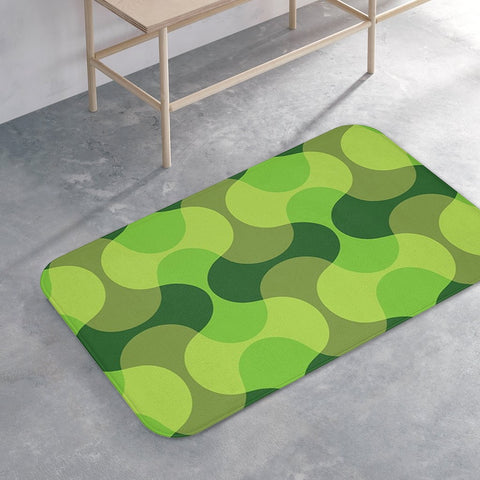 Wavechoppa's Bathmat from the That's So Panton collection