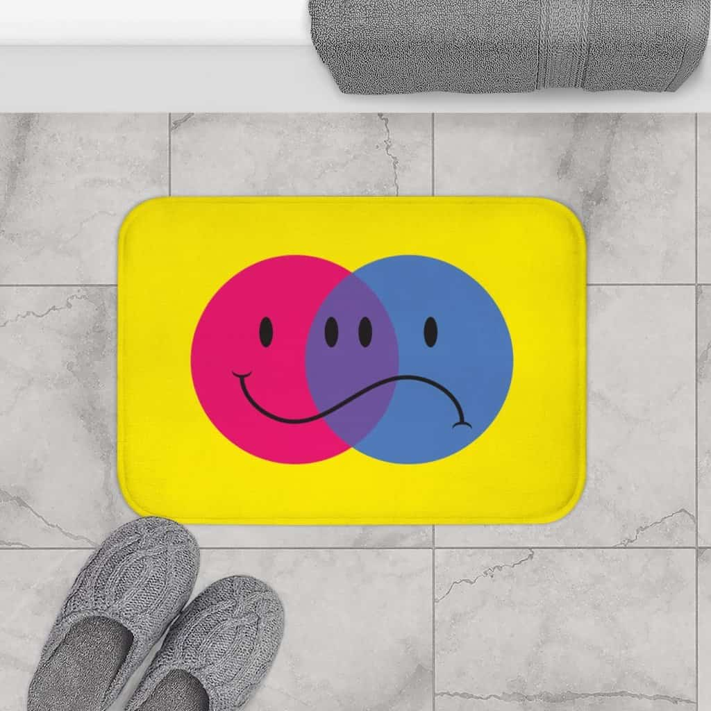 bathroom mat sets