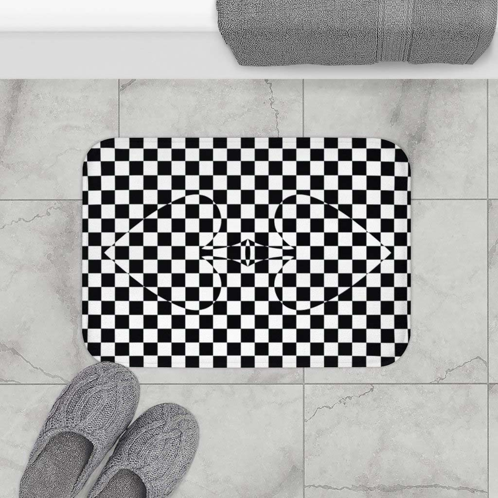 bathroom runner rug