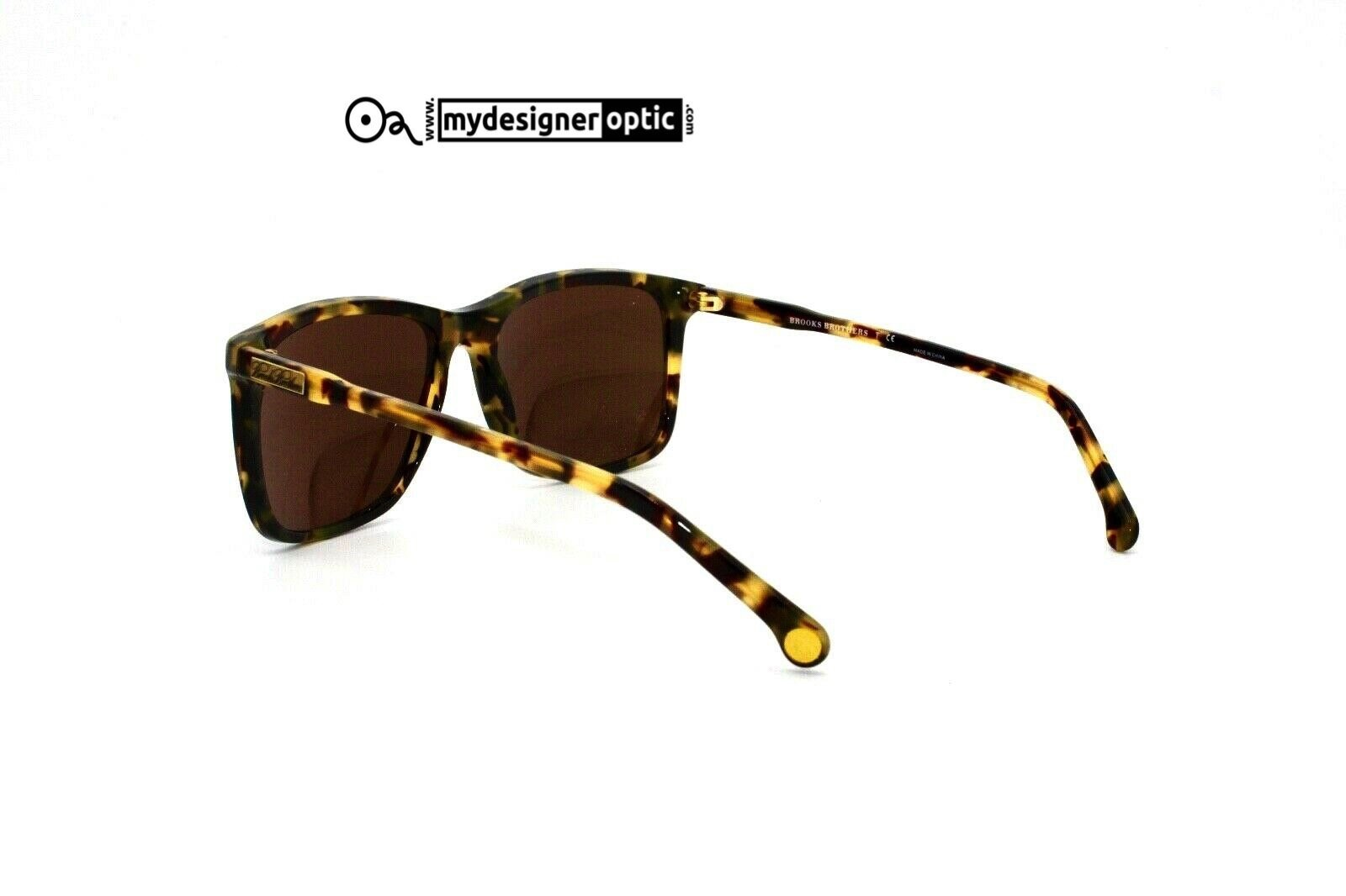 Brook Brothers Sunglasses B.B. 5018 605273 58-18-140 3N - Mydesigneroptic