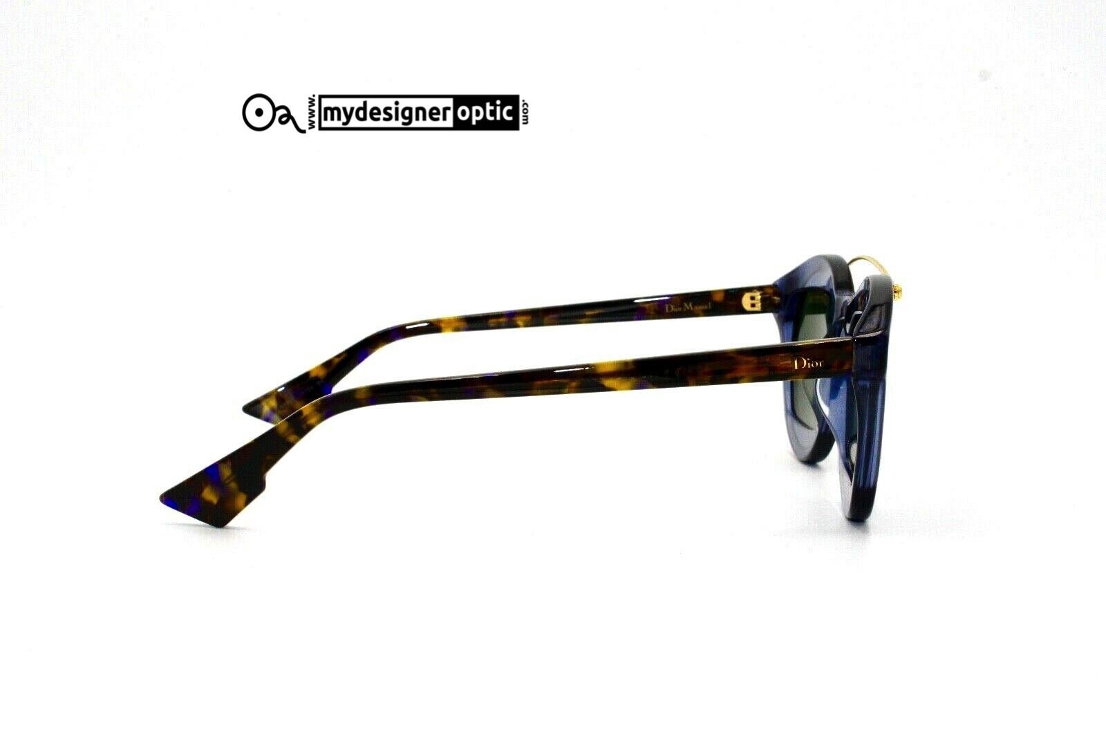 Christian Dior Mania 1 Sunglasses 889QT 50-24-150 Made in Italy - Mydesigneroptic
