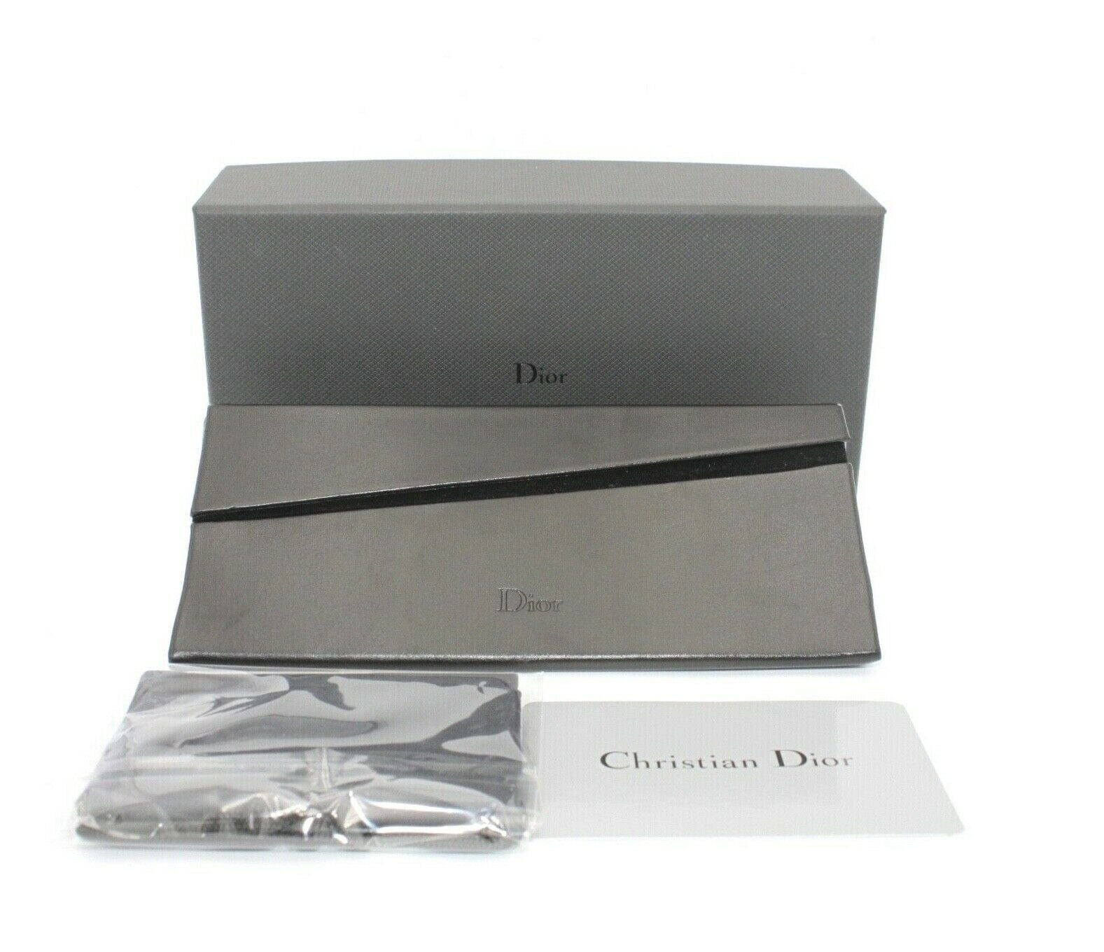 Christian Dior Paris Celestial Edition Limitee SX7O7 56-22 145 Titanium Made in Japan - Mydesigneroptic