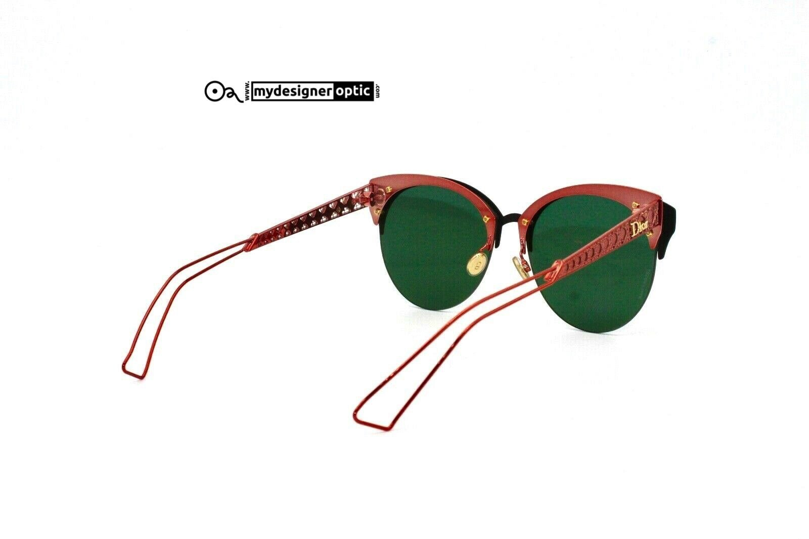 Christian Dior Sunglasses Diorama Club Made in Italy EYEMAP 55-18-150 - Mydesigneroptic