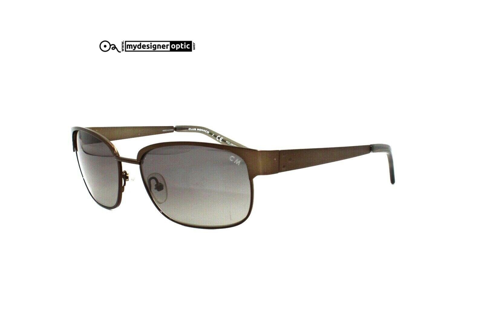 Club Monaco Polarized Sunglasses CM7516 103/T3 55 16 135 3P - Mydesigneroptic
