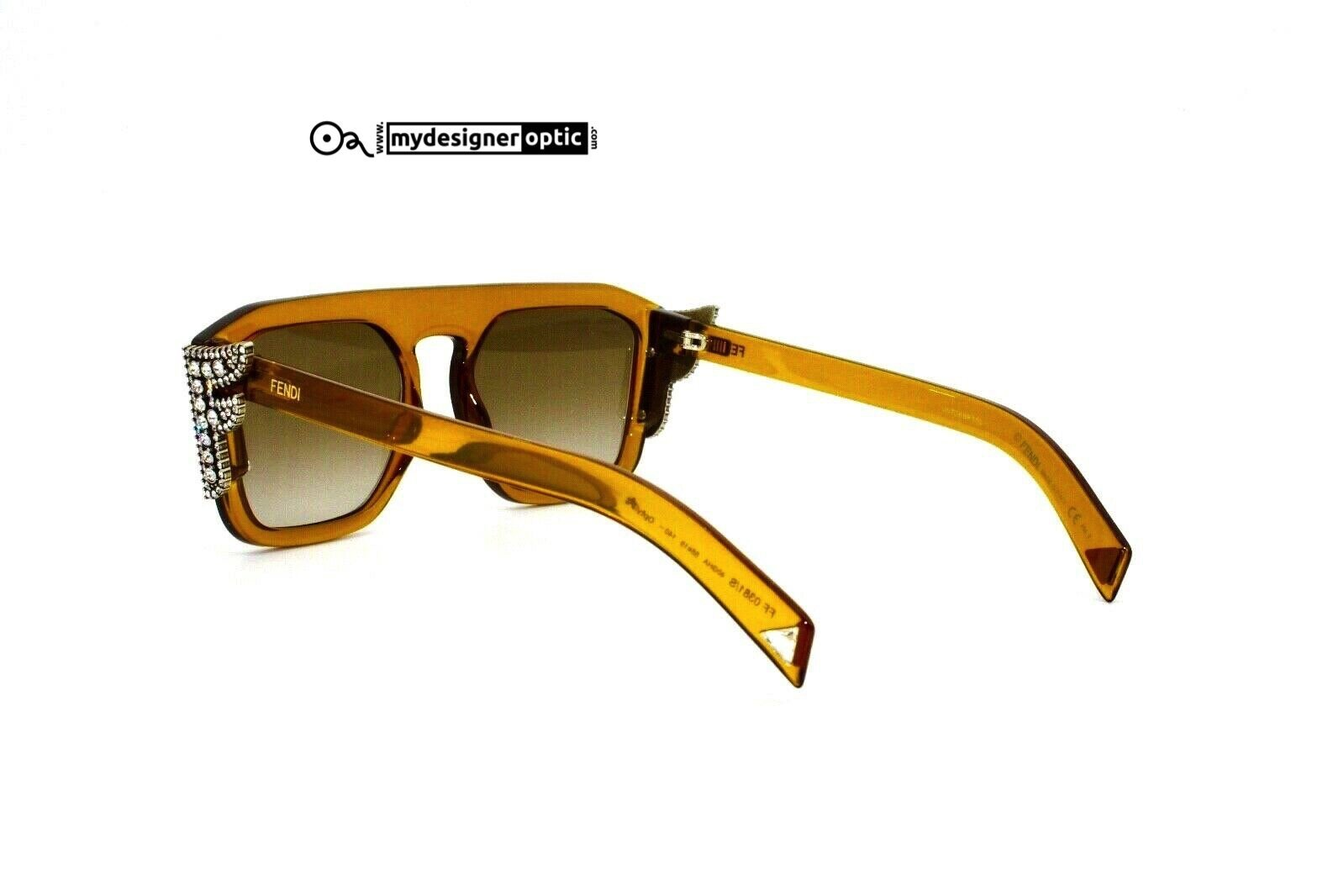 Fendi Sunglasses FF 0381/S 40GHA 55-19 140 Optyl Made in Italy - Mydesigneroptic