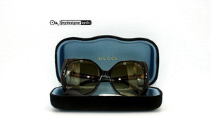 Gucci Sunglasses GG042S 002 56-17-145 B0VCP02800 Made in Italy Cat.2 - Mydesigneroptic