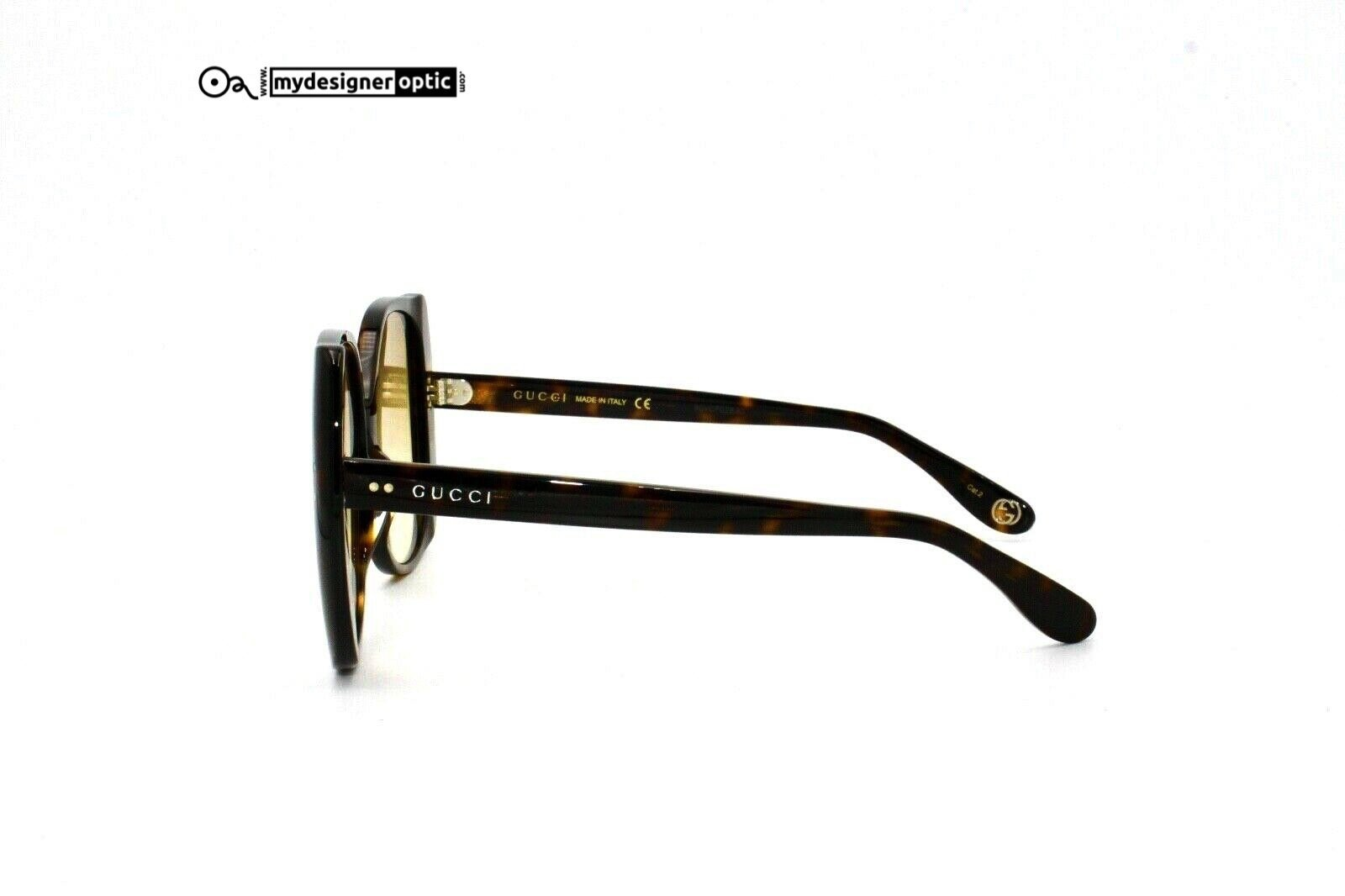 Gucci Sunglasses GG0472S 002 56-17-145 Made in Italy Cat.2 - Mydesigneroptic