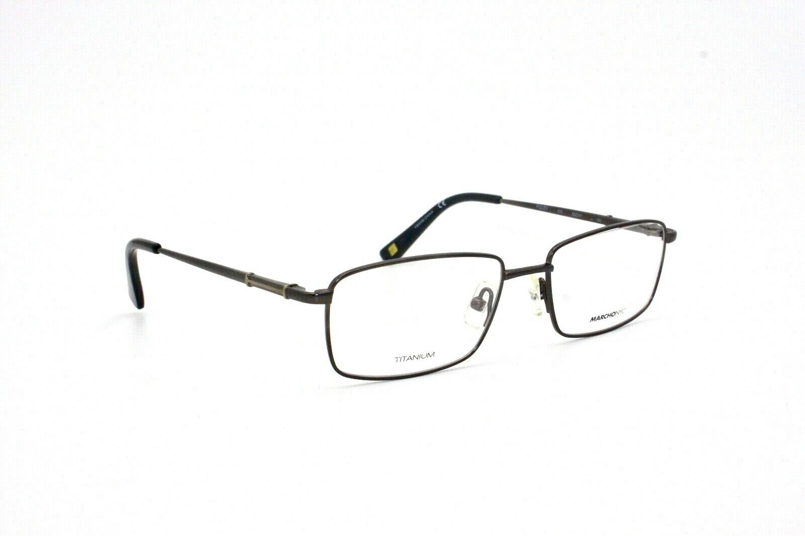 Marchon NYC East Side Titanium Foley 033 53 17 140 53 17 - Mydesigneroptic