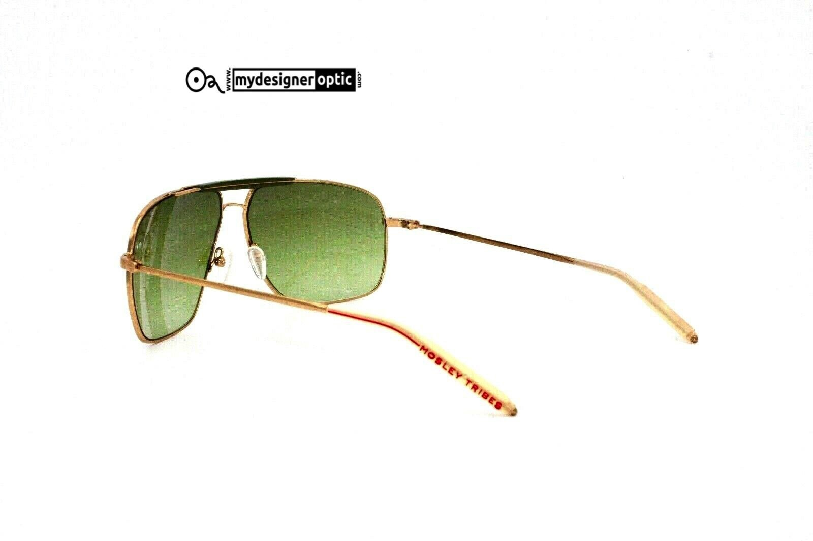 Mosley Tribes Dunn MT2009S Sunglasses Color Copper Gold Green Gradient 1234 - Mydesigneroptic