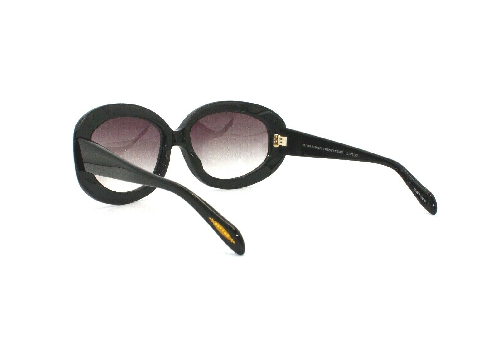 Oliver Peoples Twenty Years 59 17-130 BK Paramour Limited Edition Made in Japan - Mydesigneroptic