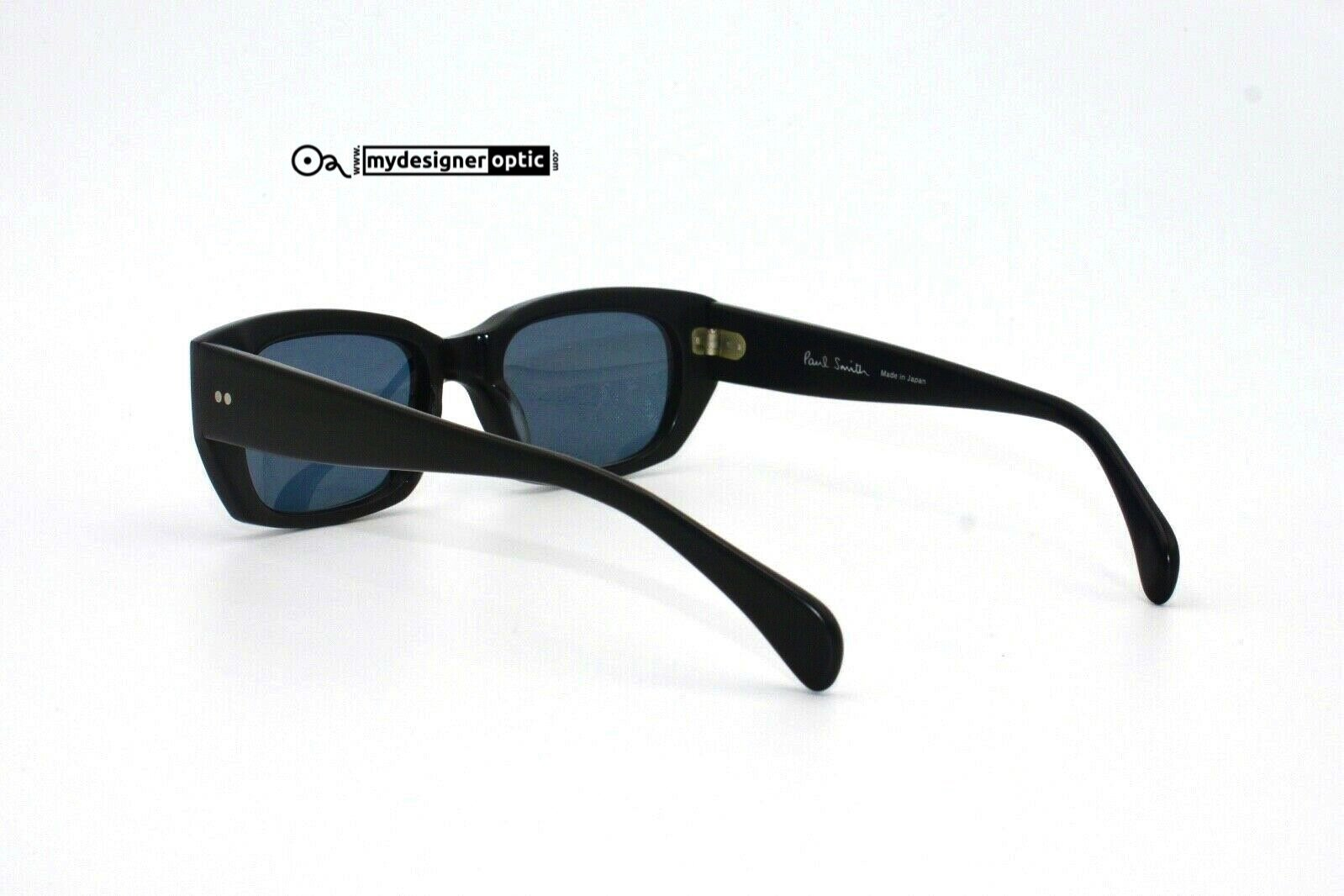 Paul Smith Sunglasses 50-20-140 PS-428 NOIR Made in Japan - Mydesigneroptic