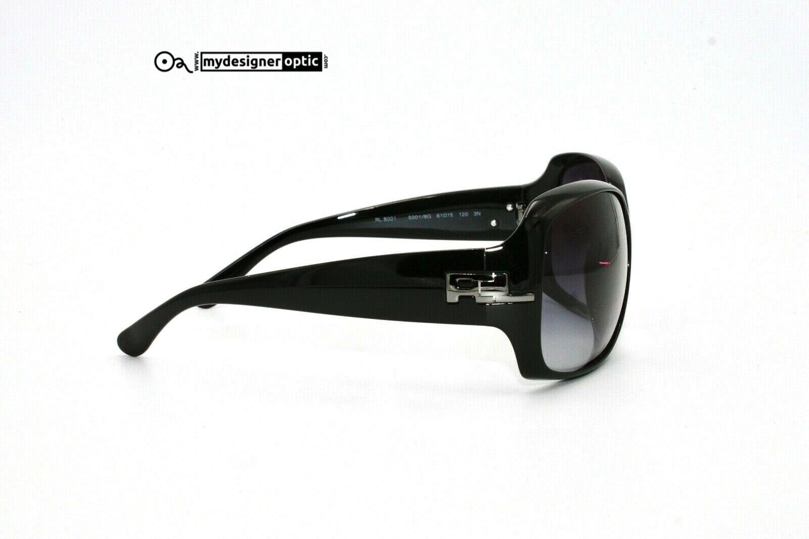 Ralph Lauren Sunglasses RL 8001 5001/8G 61 15 120 3N Made in Italy - Mydesigneroptic